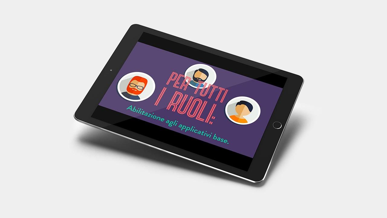 BNL Gruppo BNP Paribas - MOO Comunicazione - Branding e Design