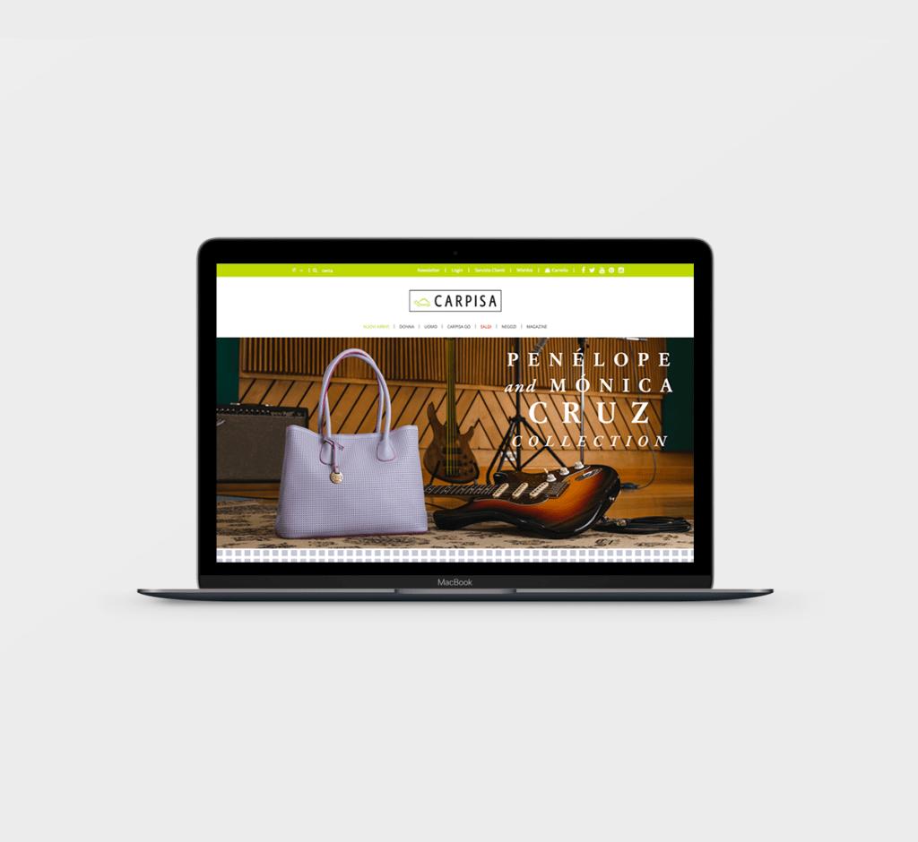 Carpisa - MOO Comunicazione - Siti Web e Design