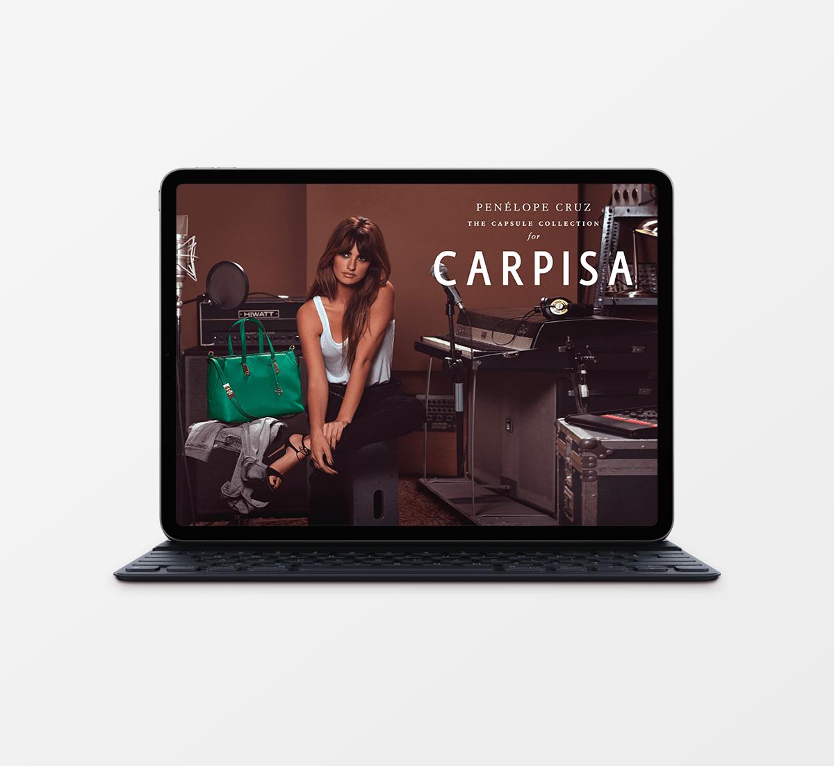 Carpisa - MOO Comunicazione - Branding e Design