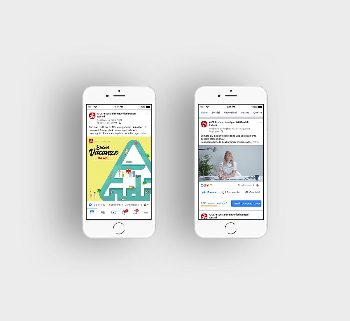 Aidi - MOO Comunicazione - Social Media e Ads